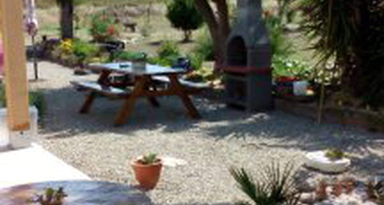 Gîte: maison tout confort  + grand jardin fleuri à canale-di-verde (127463)