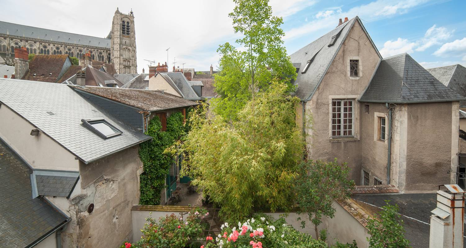 Bed & breakfast: les bonnets rouges in bourges (122975)