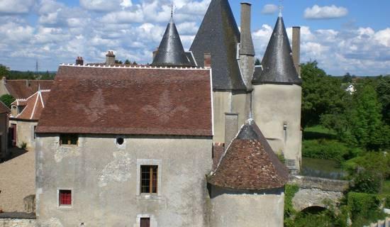 Château de Gérigny picture