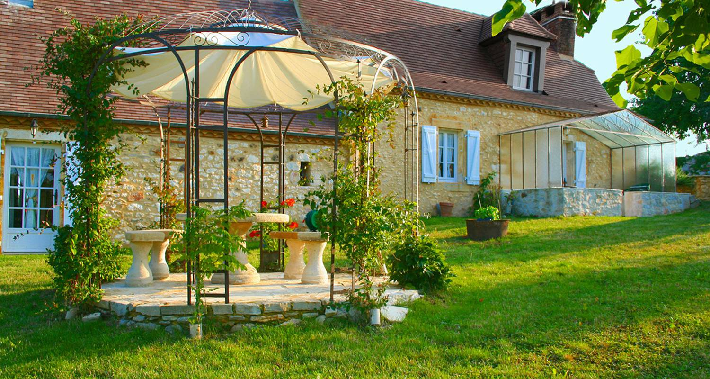 Gîte: gîtes@sibémol, paradise made in périgord in simeyrols (123117)