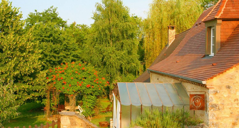 Gîte: gîtes@sibémol, paradise made in périgord in simeyrols (123119)