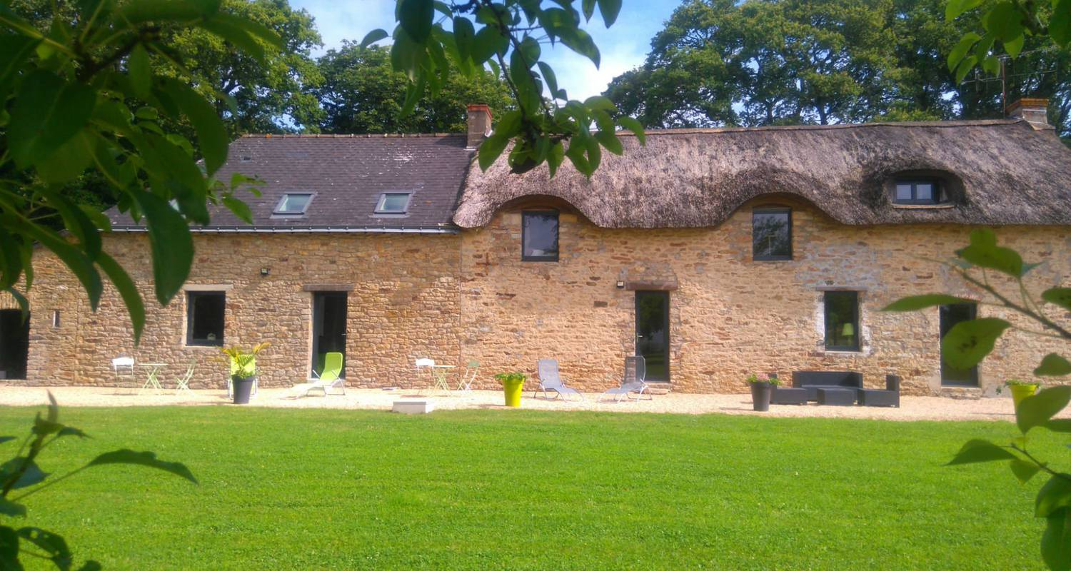 Bed & breakfast: domaine du grand condest in nivillac (123304)