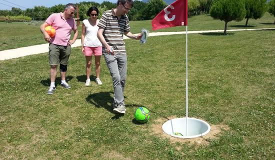 Footgolf picture
