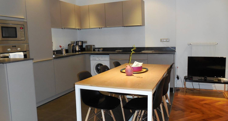 Logement meublé: le franklin, bel appartement idéalement situé à lyon (123471)