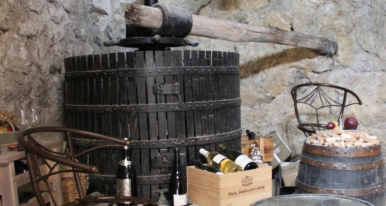 Activité: dégustation de vins ardéchois  à chomérac (123599)
