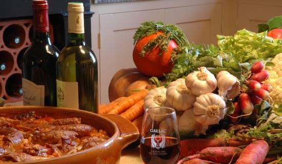Séjours oenologiques, table d'hôtes, dégustation de vins