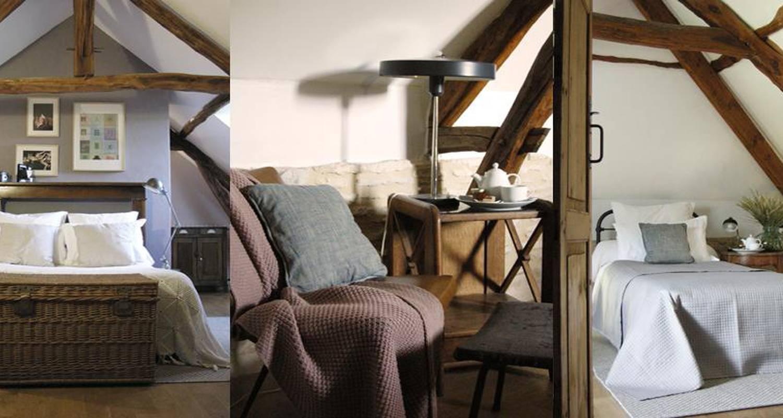 Chambre d'hôtes: la source chambres et tables d'hôtes à saint-cybranet (123613)