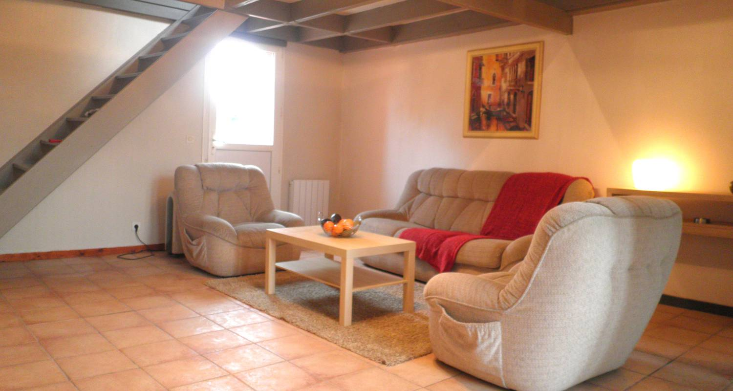Furnished accommodation: la grange, maison individuelle in guérande (123622)