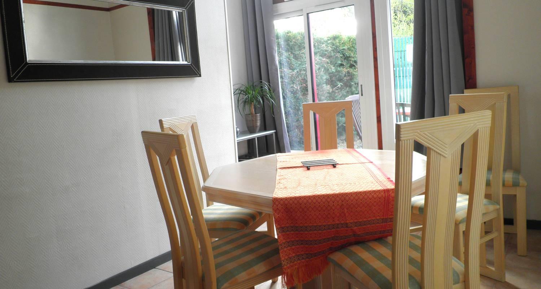 Logement meublé: la grange - 2 chambres wifi- jardin prive- sejour a partir de 2 nuits à guérande (123623)