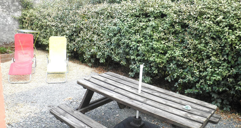 Logement meublé: la grange - 2 chambres wifi- jardin prive- sejour a partir de 2 nuits à guérande (130784)