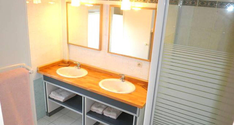 Furnished accommodation: les hortensias - gite avec 2 chambres - location à partir de deux nuits in guérande (123643)