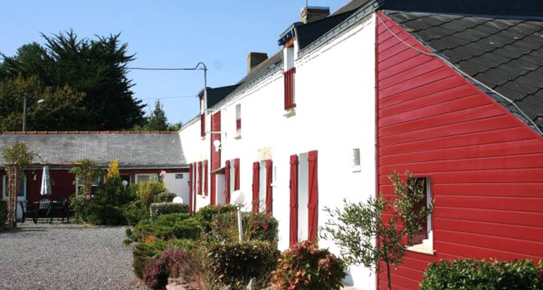 Furnished accommodation: les hortensias - gite avec 2 chambres - location à partir de deux nuits in guérande (123641)