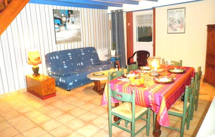 LES HORTENSIAS - Gite avec 2 chambres - location à partir de deux nuits