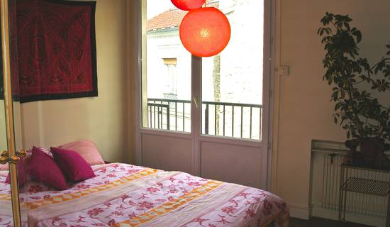 B & B double room with balcony foto