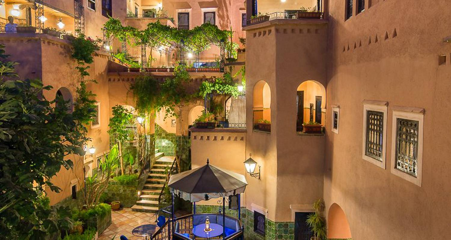 Bed & breakfast: kasbah dar daif in ouarzazat (124054)
