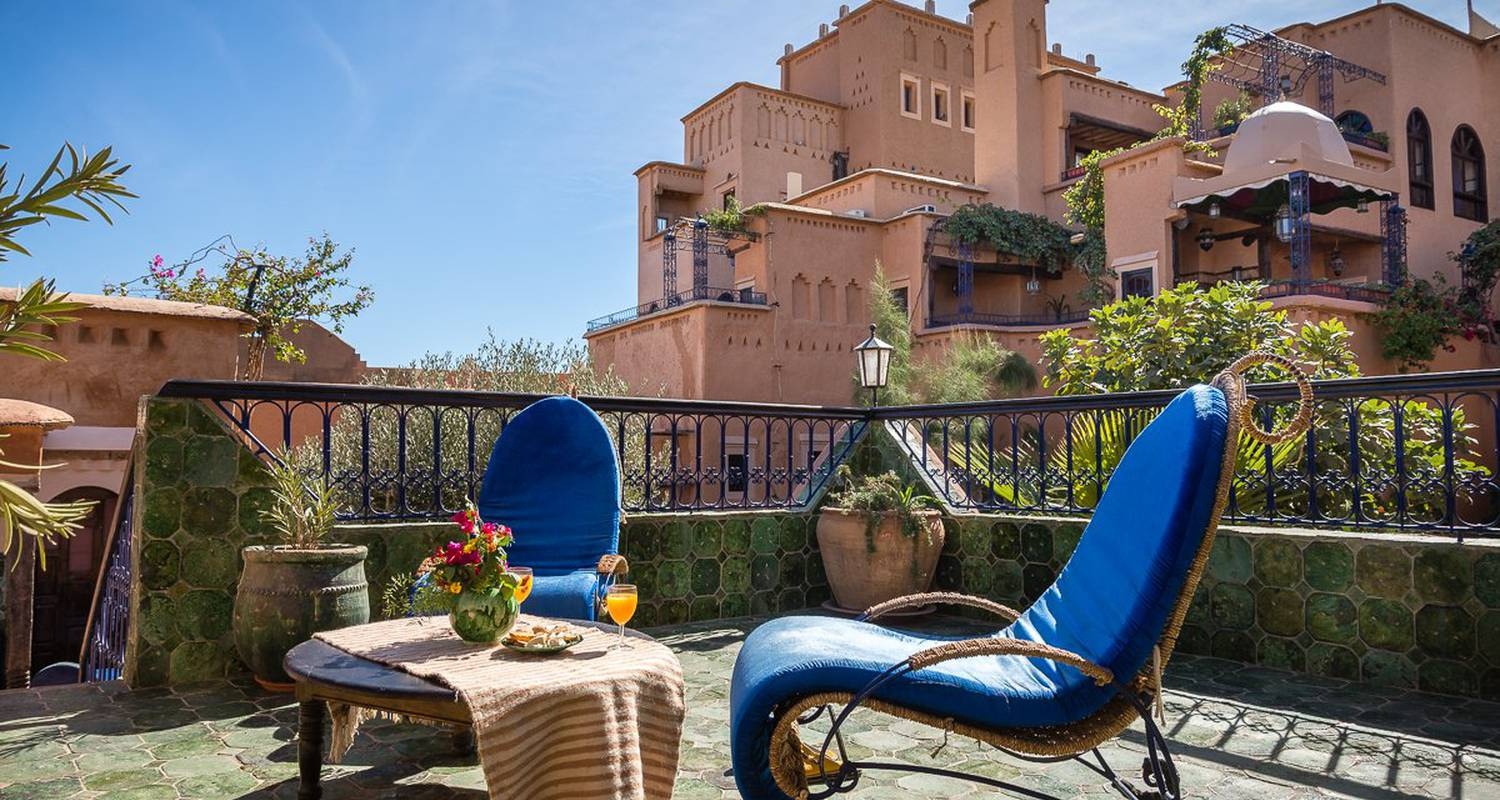 Bed & breakfast: kasbah dar daif in ouarzazat (124055)