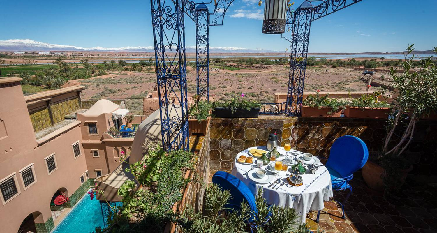 Bed & breakfast: kasbah dar daif in ouarzazat (124053)
