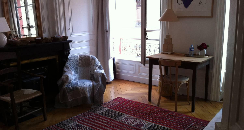 Coeur de lyon lyon 29264 for Chambre chez l habitant lyon