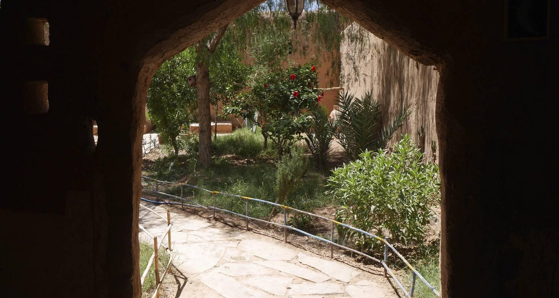 Gîte: la maison saharaouie in asrir (124002)
