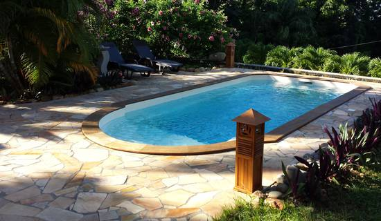DOMAINE DU PITON BELLEVUE - Corossol studio with sea view, swimming pool and spa access picture
