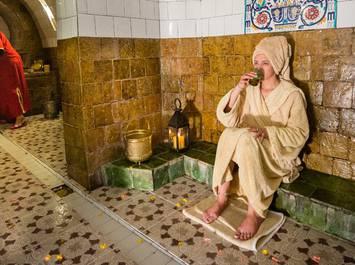 Hammam in Dar Daïf