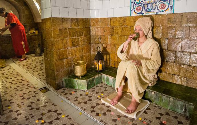 Hammam et massages à Dar Daïf