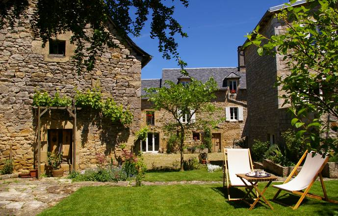 LE CLOS DU BARRY - B&B DE CHARME