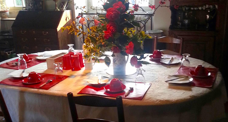 Bed & breakfast: manor le verger in saint-philbert-de-grand-lieu (129880)