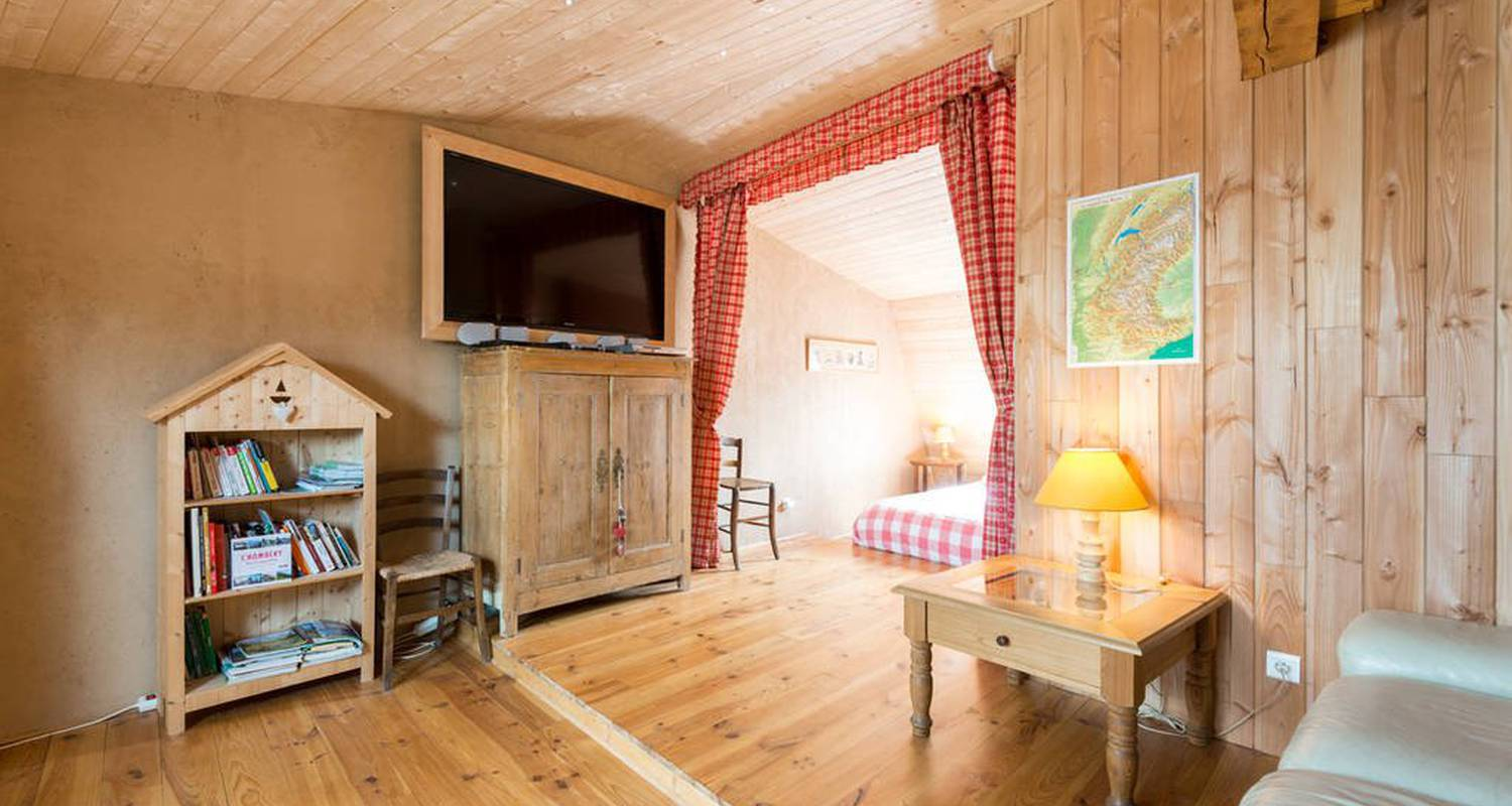 Bed & breakfast: refuge renoir in chambéry (124253)