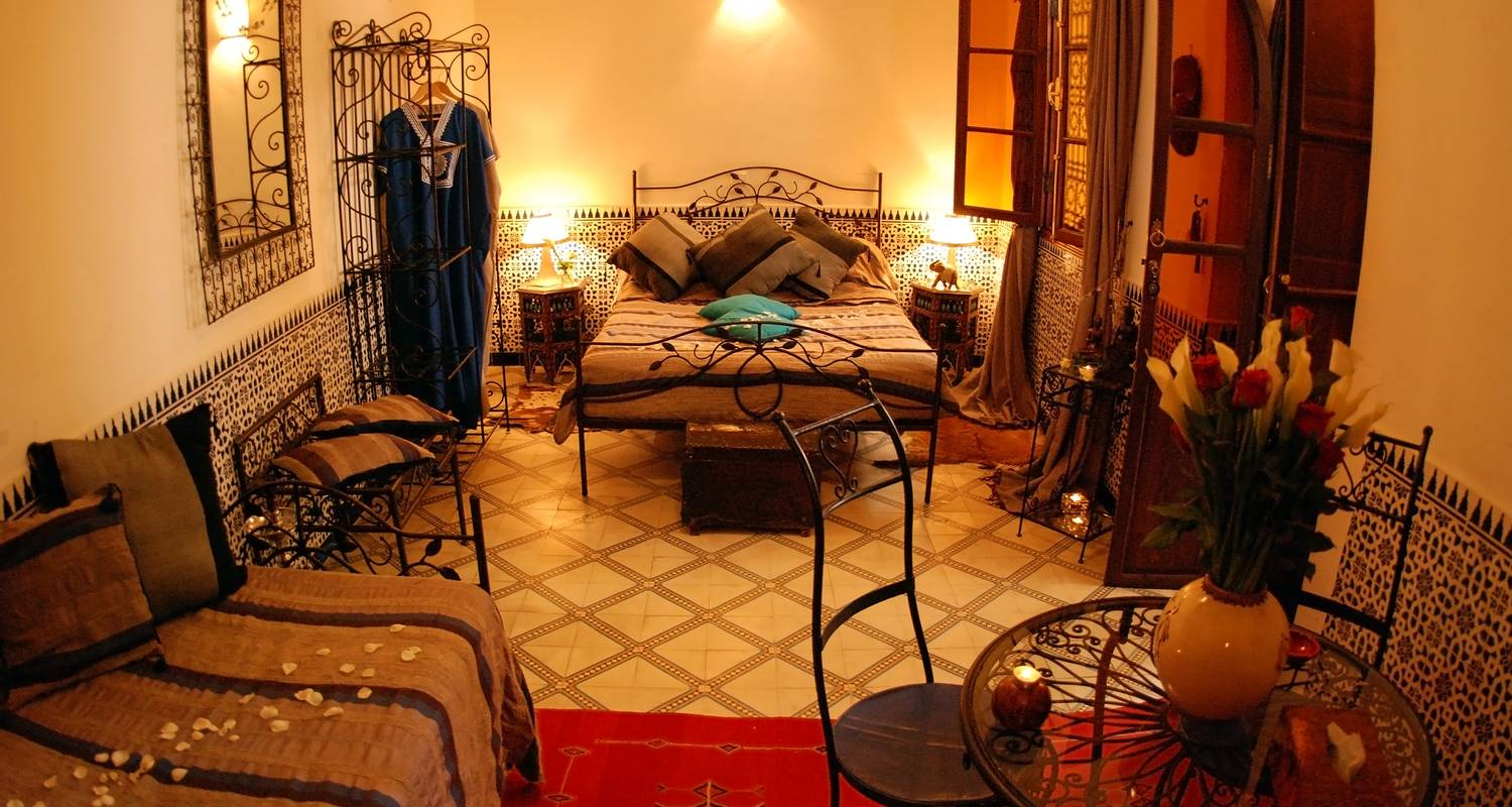 Riad: riad dar khmissa marrakech in marrakesh (124263)
