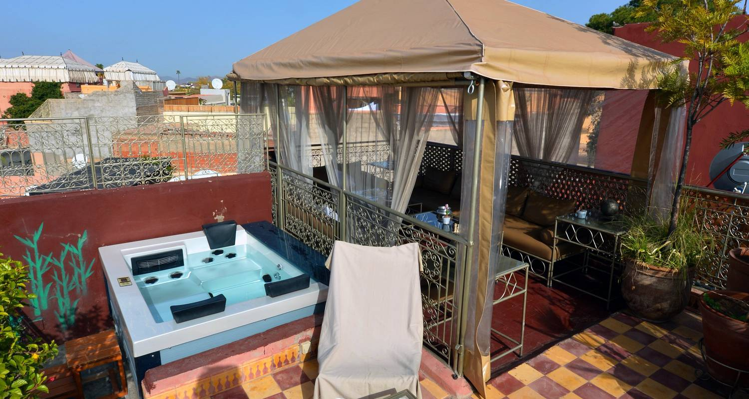 Riad: riad dar khmissa marrakech in marrakesh (124261)