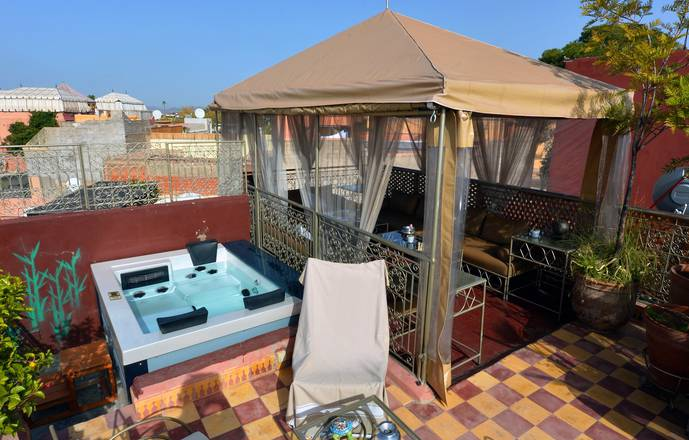 Riad Dar Khmissa Marrakech