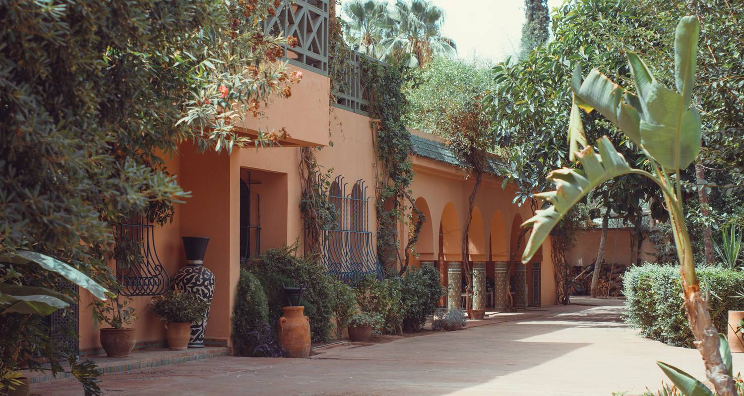 Bed & breakfast: la vie en rose in marrakesh (124283)