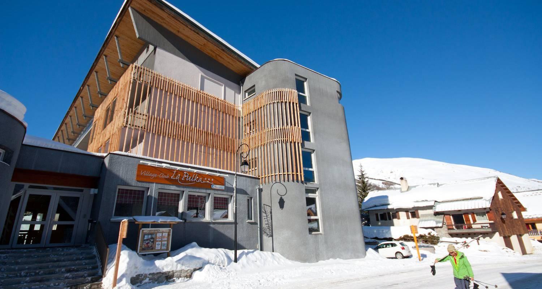 Hôtel: la pulka galibier à valloire (124300)