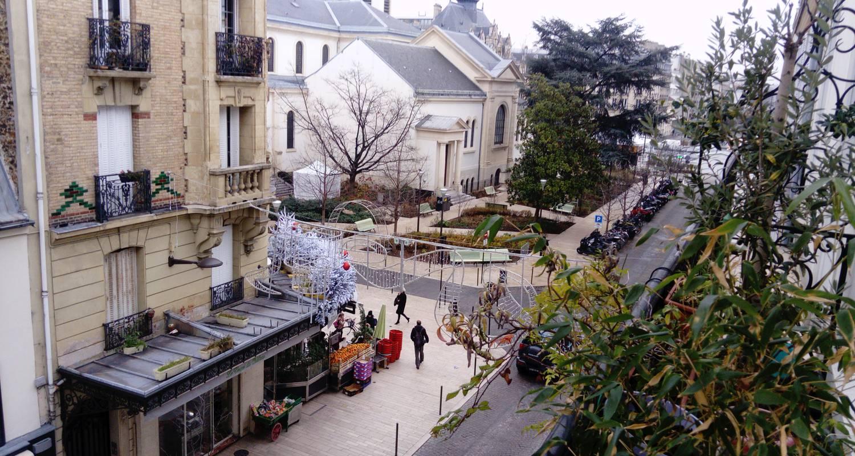 Autre type de location: flat in vincennes, very close to paris en vincennes (130227)