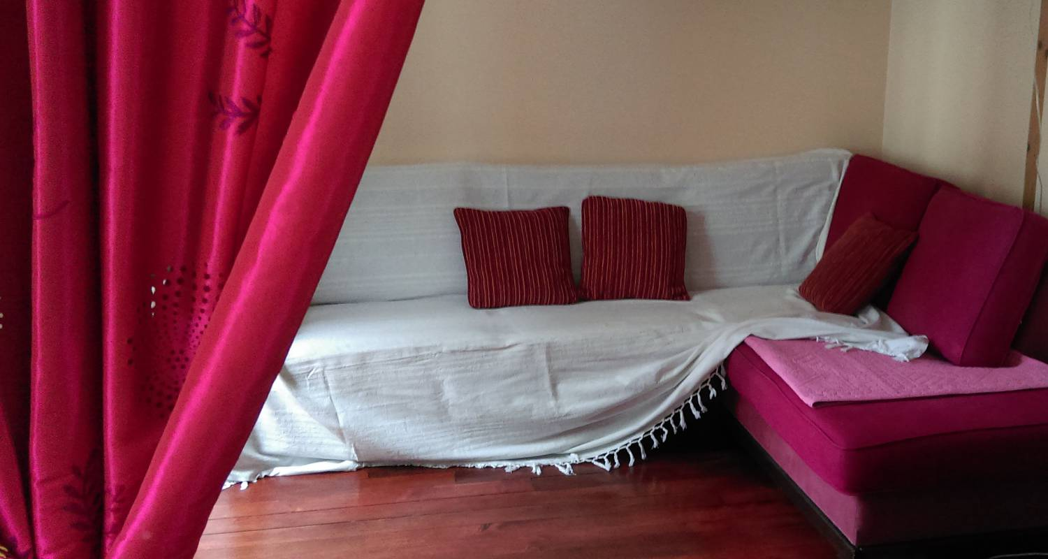 Other kind of rental accommodation: flat in vincennes, very close to paris in vincennes (124338)