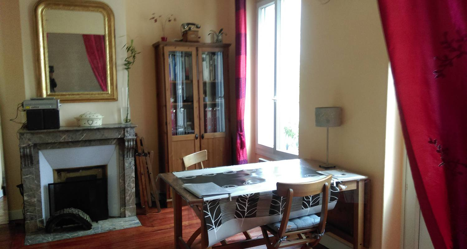 Other kind of rental accommodation: flat in vincennes, very close to paris in vincennes (124336)