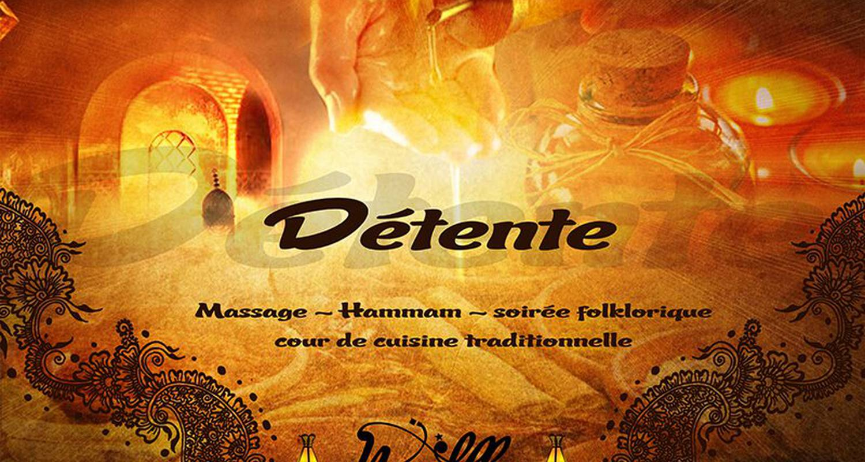 Activity: détente et bien-être sahara in ouarzazat (124355)