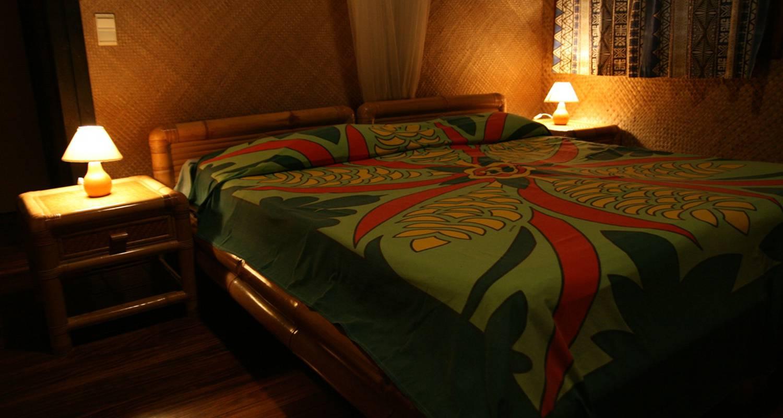 Bed & breakfast: pension motu iti in moorea-maiao (124389)