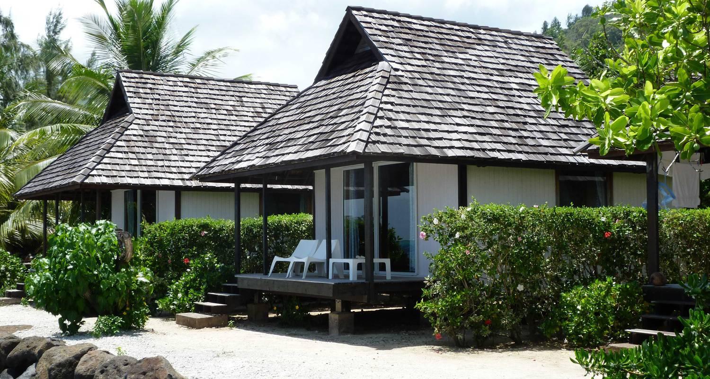 Bed & breakfast: pension motu iti in moorea-maiao (124390)