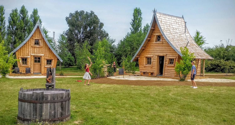 Autre type de location: cabane de trappeur à upie (124401)