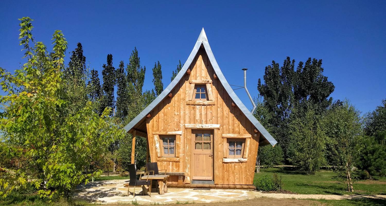 Autre type de location: cabane de trappeur à upie (133110)