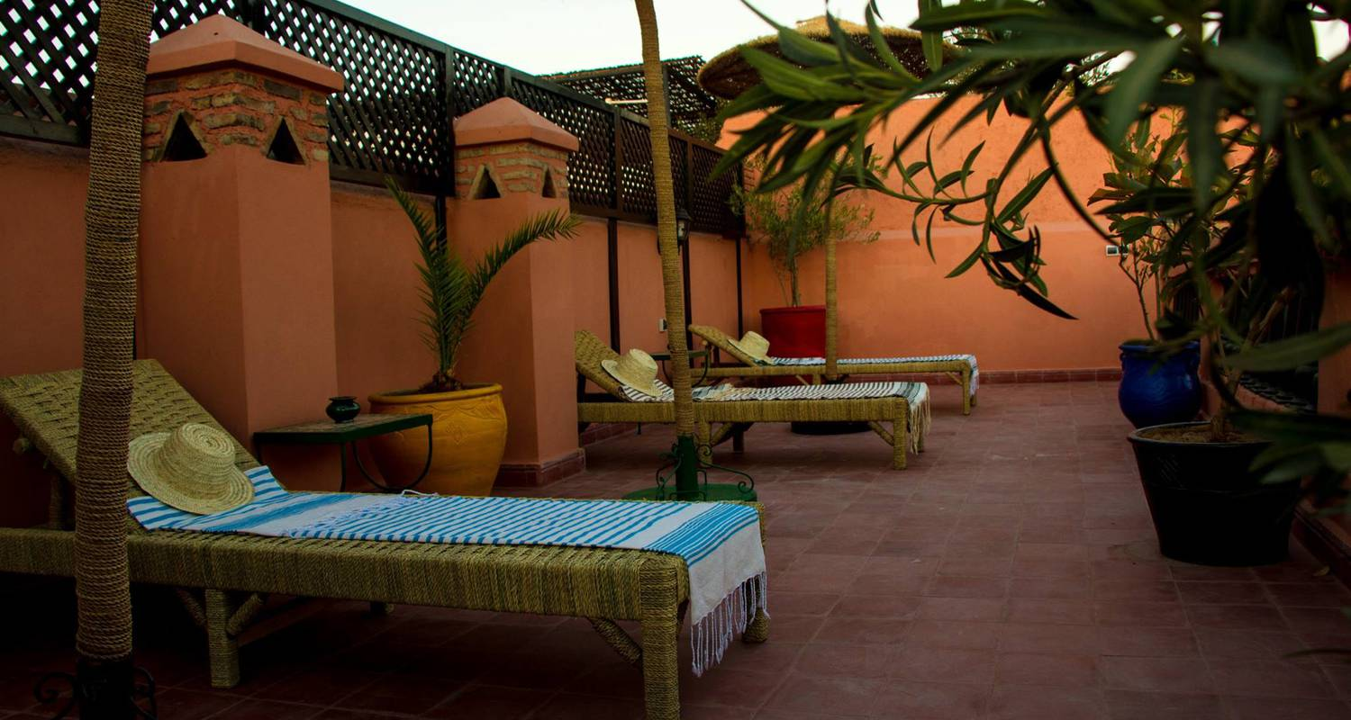 Bed & breakfast: riad el walida in marrakesh (124427)