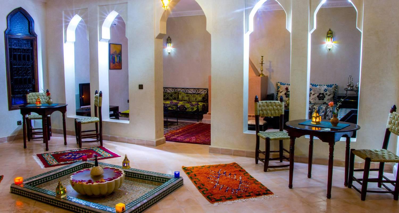 Chambre d'hôtes: riad el walida à marrakesh (124424)