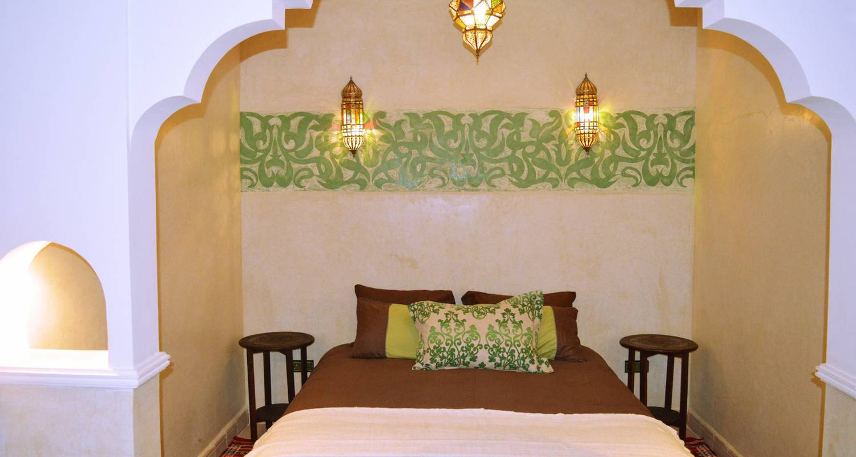 Habitación de huéspedes: riad el walida en marrakesh (124425)