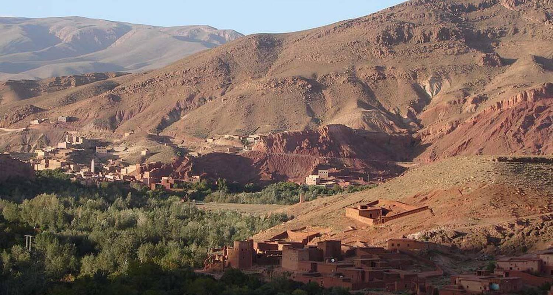 Activité: tours et trekks à ouarzazat (124449)