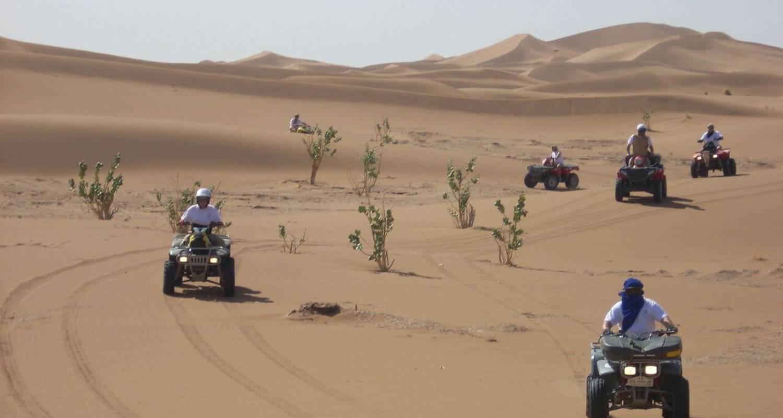 Activité: tours et trekks à ouarzazat (124448)