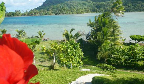 Huahine Location - Le Studio photo