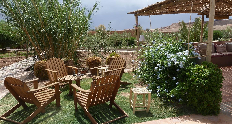Bed & breakfast: tigminou guest house in ouarzazat (124491)
