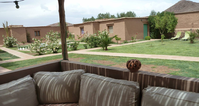 Bed & breakfast: tigminou guest house in ouarzazat (124492)